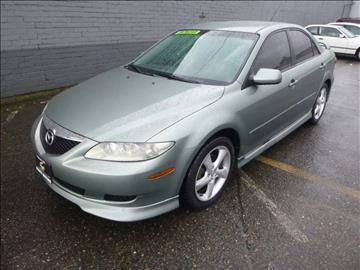 2004 Mazda MAZDA6 for sale in Tacoma, WA