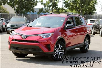 2017 Toyota RAV4 for sale in Tacoma, WA