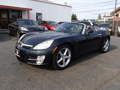 2007 Saturn SKY For Sale In Tacoma, WA