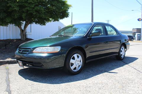 2000 Honda Accord for sale in Tacoma, WA