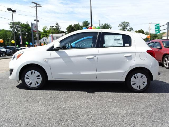 2017 Mitsubishi Mirage ES - South Attleboro MA