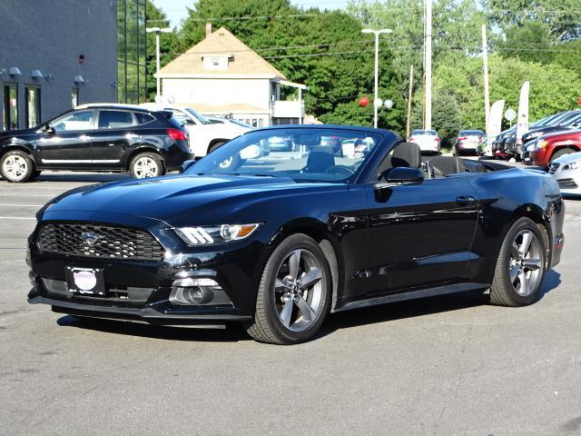 2015 Ford Mustang V6 2dr Convertible - South Attleboro MA