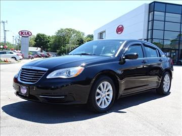 2013 Chrysler 200 for sale in South Attleboro, MA