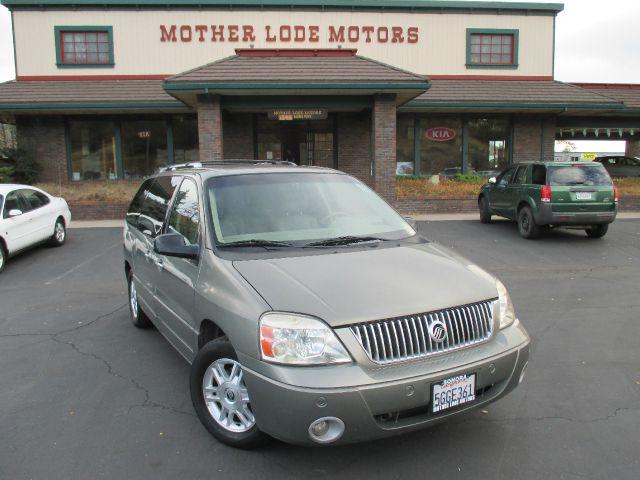 2004 Mercury Monterey