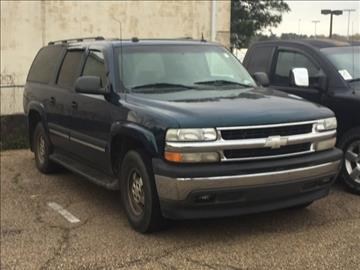 Chevrolet Suburban For Sale Jackson Ms Carsforsale Com
