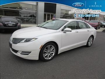 2014 Lincoln MKZ for sale in Saint James, NY