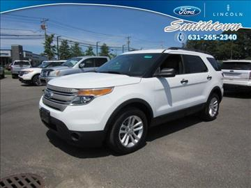 2015 Ford Explorer for sale in Saint James, NY