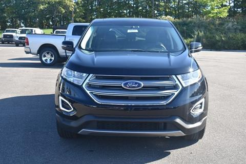 2016 Ford Edge for sale in Saint James, NY
