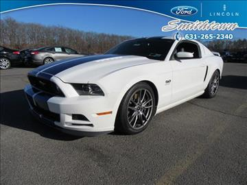 2013 Ford Mustang for sale in Saint James, NY