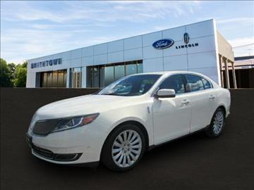 2013 Lincoln MKS for sale in Saint James, NY