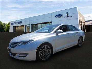 2013 Lincoln MKZ for sale in Saint James, NY