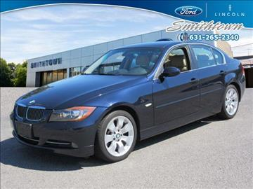 2007 BMW 3 Series for sale in Saint James, NY