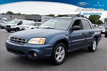 2006 Subaru Baja for sale in Saint James, NY