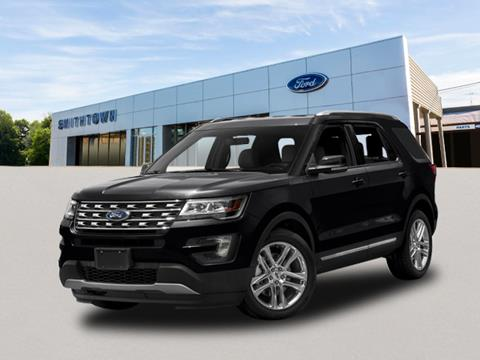 2017 Ford Explorer for sale in Saint James, NY
