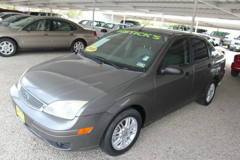 2005 ford focus zx4 in brownwood tx bostick 39 s auto. Black Bedroom Furniture Sets. Home Design Ideas
