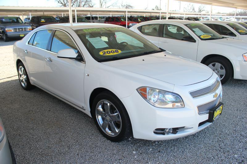2008 chevrolet malibu ltz 4dr sedan w 4 cylinder spring package in brownwood tx bostick 39 s auto. Black Bedroom Furniture Sets. Home Design Ideas