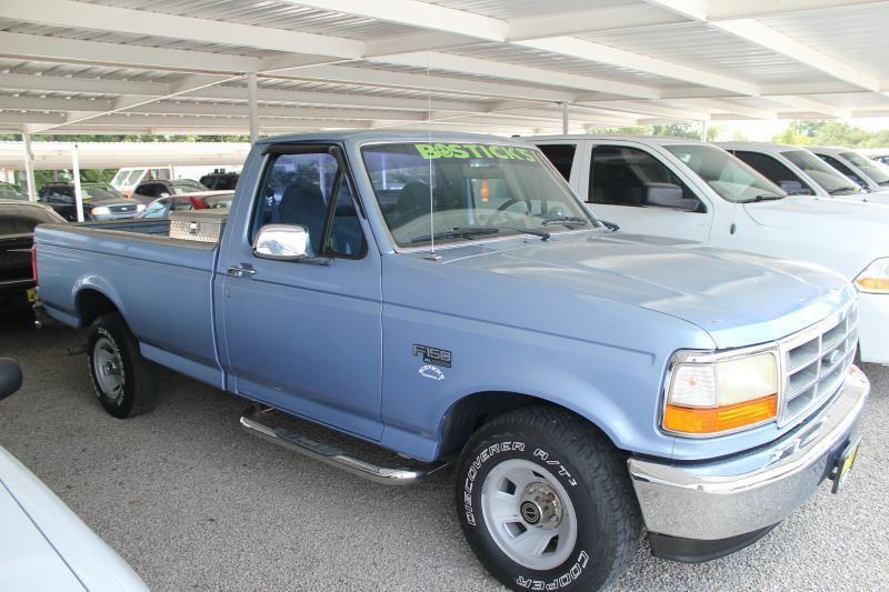 1996 Ford F 150 XL Regular Cab