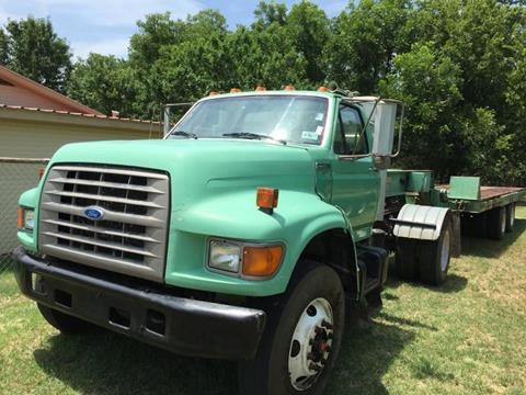 1995 Ford F-800 for sale in Brownwood, TX