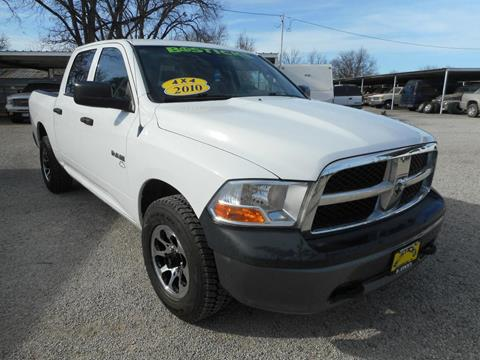 2010 Dodge Ram Pickup 1500 for sale in Brownwood, TX