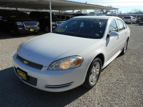2012 Chevrolet Impala for sale in Brownwood, TX