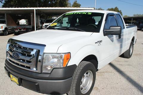 2012 Ford F-150 for sale in Brownwood, TX