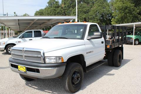 2001 Dodge Ram Chassis 3500 for sale in Brownwood, TX