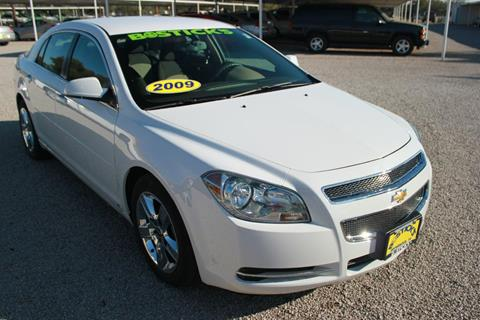 2009 Chevrolet Malibu for sale in Brownwood, TX