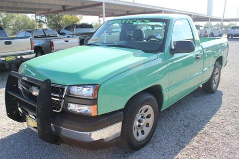 2006 Chevrolet Silverado 1500 for sale in Brownwood, TX