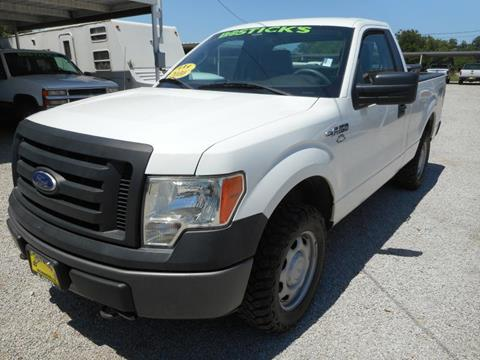 2010 Ford F-150 for sale in Brownwood, TX