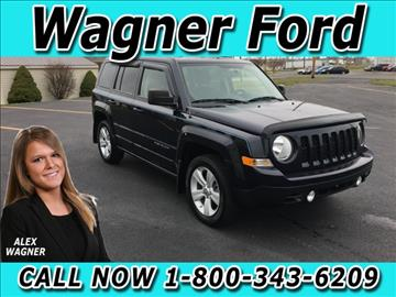 2011 Jeep Patriot for sale in Carey, OH