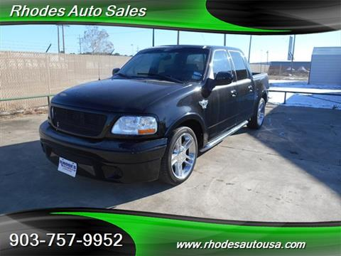 Used Ford Trucks For Sale In Longview Tx Carsforsale Com
