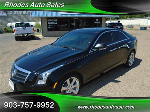 Used Cadillac Ats For Sale In Longview Tx Carsforsale Com