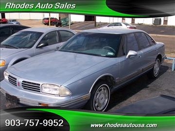 1994 Oldsmobile Eighty-Eight Royale for sale in Longview, TX