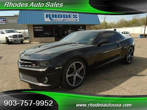 2010 Chevrolet Camaro for sale in Longview, TX