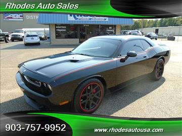 2009 Dodge Challenger for sale in Longview, TX