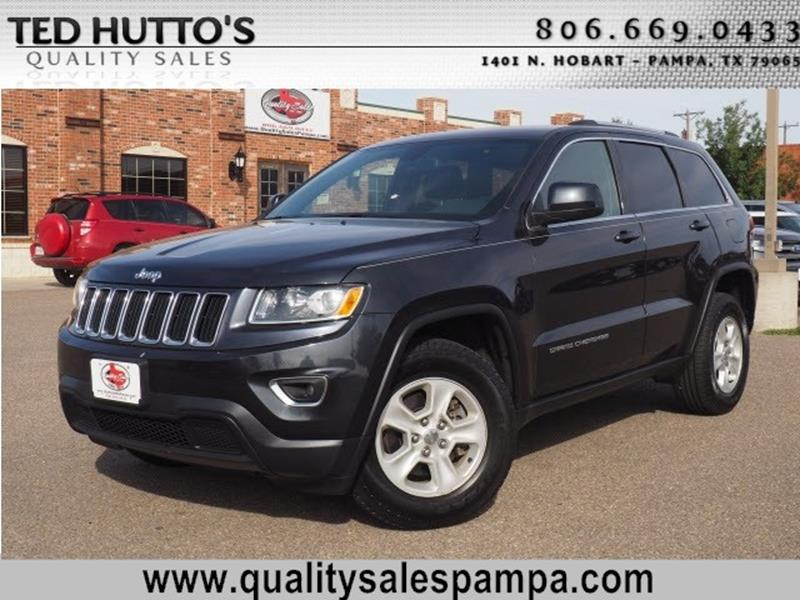 2015 Jeep Grand Cherokee 4x4 Laredo 4dr Suv In Pa Tx Ted