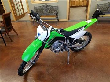 2017 Kawasaki klx140ch for sale in Pampa, TX