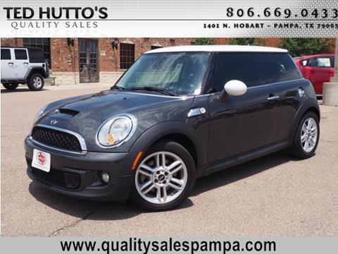 2013 MINI Hardtop for sale in Pampa TX
