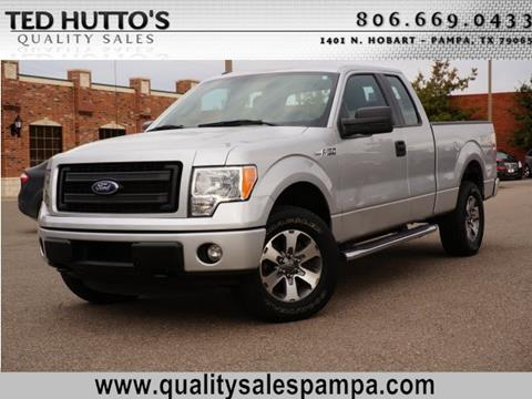 2013 Ford F-150 for sale in Pampa TX