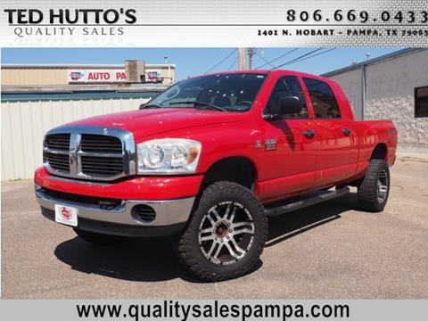 2009 Dodge Ram Pickup 2500 for sale in Pampa TX