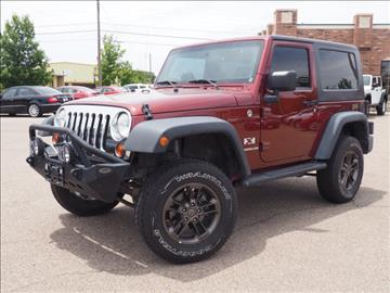 2009 Jeep Wrangler for sale in Pampa TX