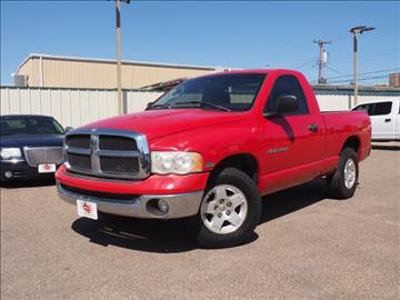 2005 Dodge Ram Pickup 1500 for sale in Pampa, TX