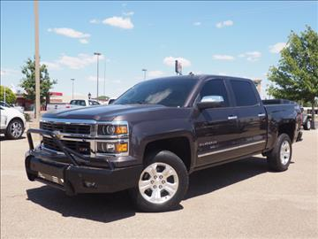 2014 Chevrolet Silverado 1500 for sale in Pampa, TX