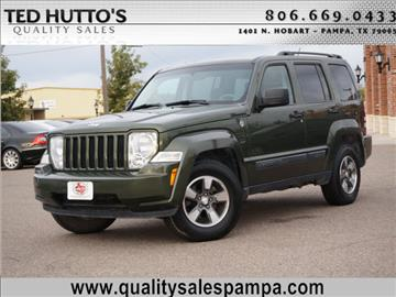 2008 Jeep Liberty for sale in Pampa, TX