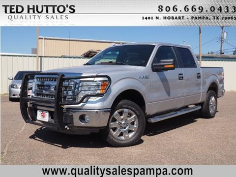 2014 Ford F-150 for sale in Pampa, TX