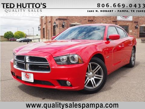 2013 Dodge Charger for sale in Pampa TX
