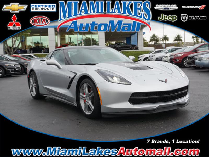 2016 chevrolet corvette for sale in miami fl. Black Bedroom Furniture Sets. Home Design Ideas