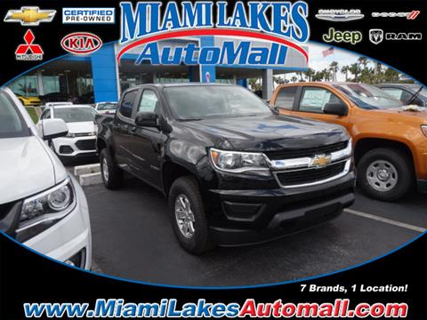 2017 Chevrolet Colorado for sale in Miami, FL