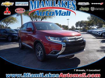 2017 Mitsubishi Outlander for sale in Miami, FL