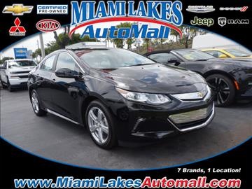 2017 Chevrolet Volt for sale in Miami, FL